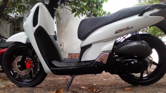 ban Honda 150cc Len Shi 150i Trang Den Sport depkengem ru bstp 5 so 278tr - 12