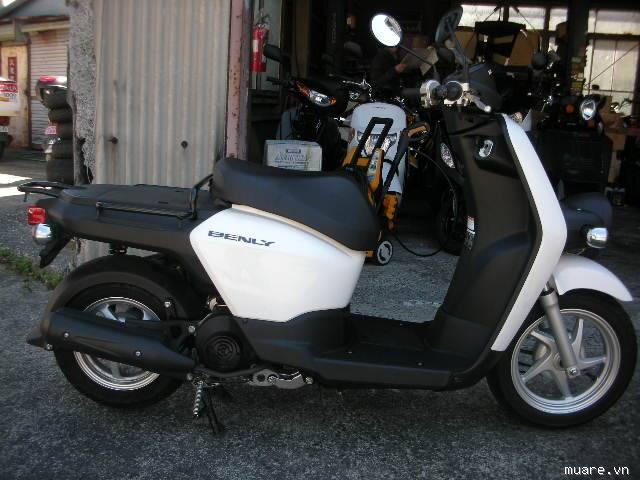 Ban Honda Benly 50 PGMFi Date 2011 - 3