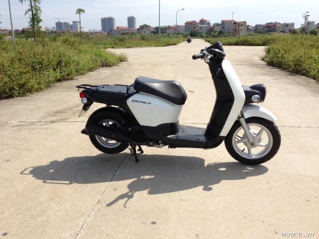 Ban Honda Benly 50 PGMFi Date 2011 - 5