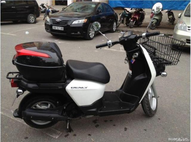Ban Honda Benly 50 PGMFi Date 2011 - 6
