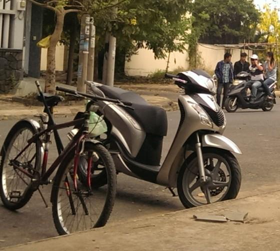 Ban Honda SH150i doi 2011VN xe rat moi gia 119 trieu - 2