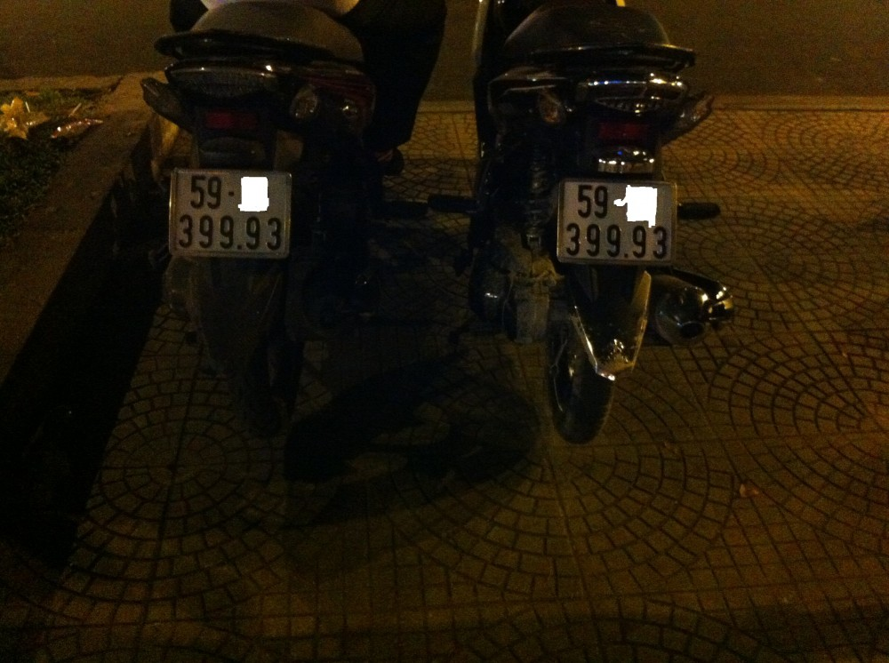 Ban Novou 5 mau trang nho xe dang ky nam 2012 - 4