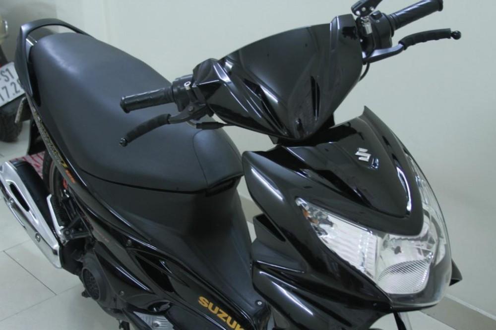 Ban xe Suzuki Hayate Night Rider 2010 xe con rat dep - 2
