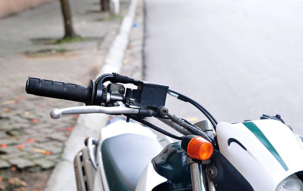 Ban Yamaha Serow 2007 ngon chat 60tr cho anh chi em - 5