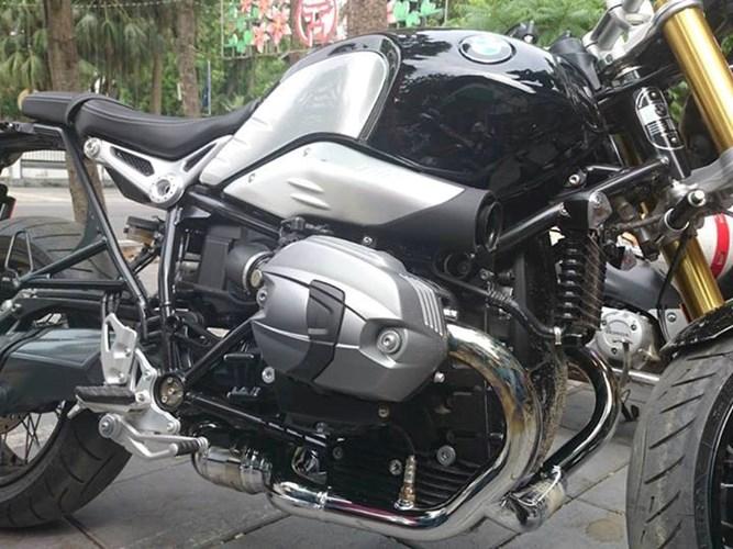 BMW R nineT dau tien ve Viet Nam - 4