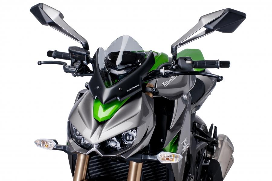 Chon kinh chan gio cho Kawasaki Z1000 2014 - 2