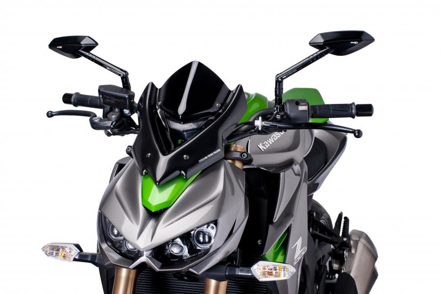 Chon kinh chan gio cho Kawasaki Z1000 2014 - 3