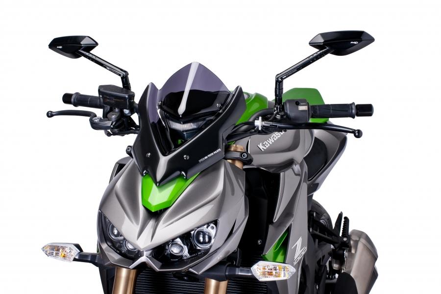 Chon kinh chan gio cho Kawasaki Z1000 2014 - 4