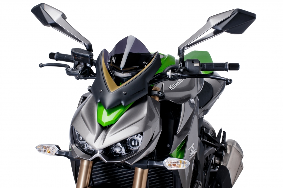 Chon kinh chan gio cho Kawasaki Z1000 2014 - 5