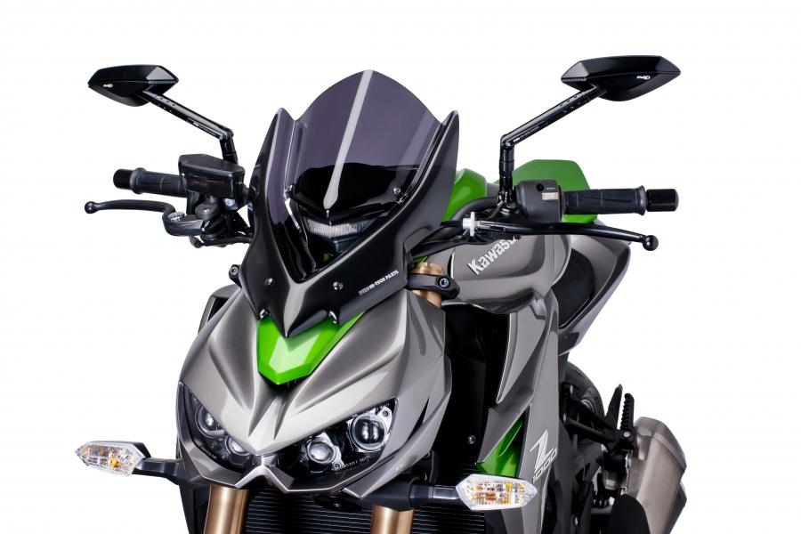Chon kinh chan gio cho Kawasaki Z1000 2014 - 9