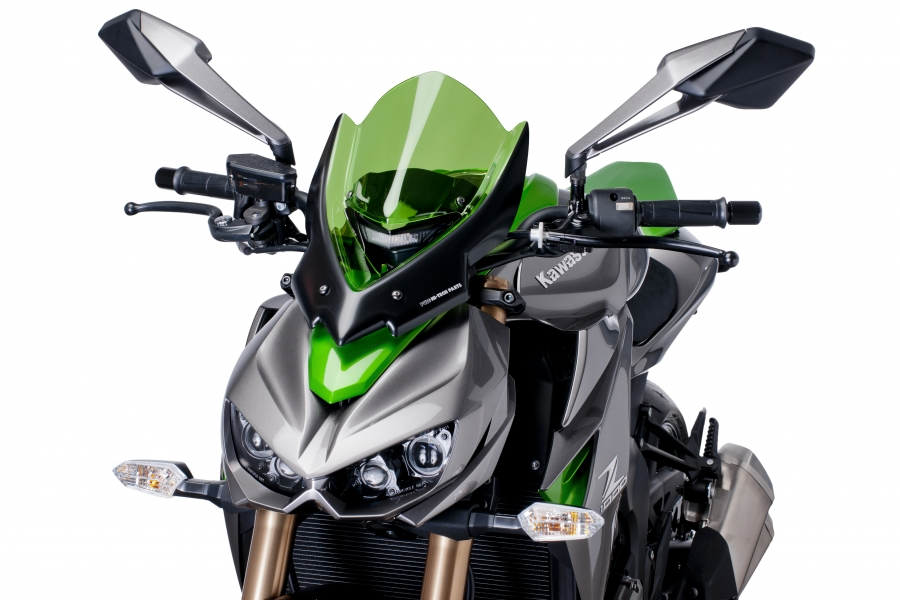 Chon kinh chan gio cho Kawasaki Z1000 2014 - 10