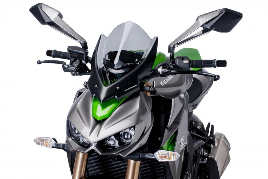 Chon kinh chan gio cho Kawasaki Z1000 2014 - 11