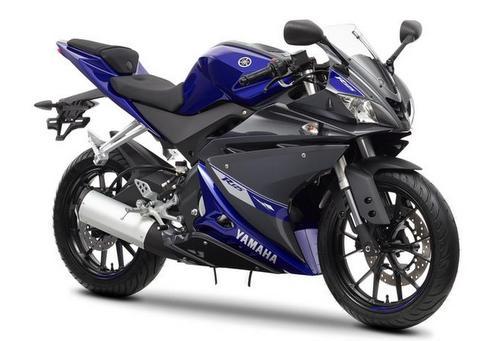 Clip Yamaha R125 maxspeed 134kmh - 2