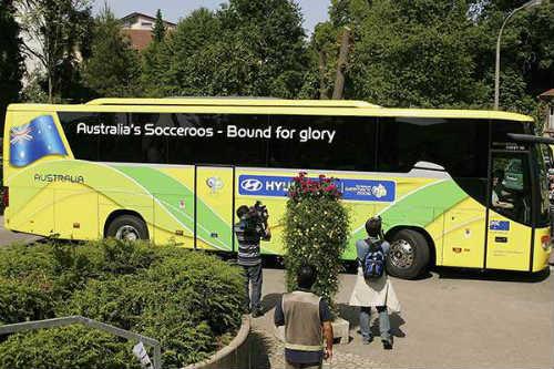 Cuoi nghieng nga voi Slogan cua cac doi tuyen tham du WorldCup 2014