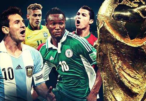 Cuoi nghieng nga voi Slogan cua cac doi tuyen tham du WorldCup 2014 - 2