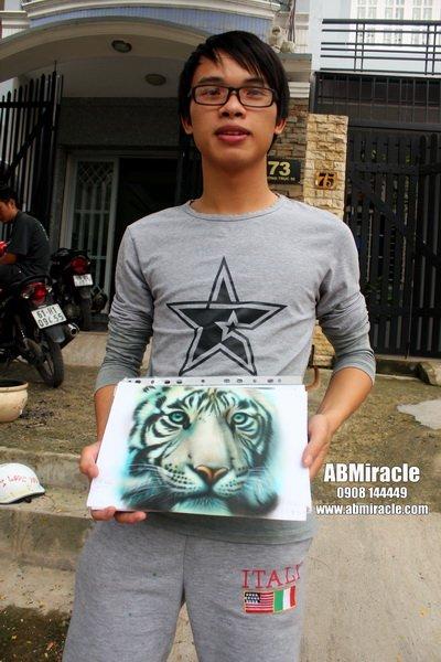 Dao tao hoc vien AirBrush ABMiracle 411B Nguyen Tri Phuong Quan 10 - 2