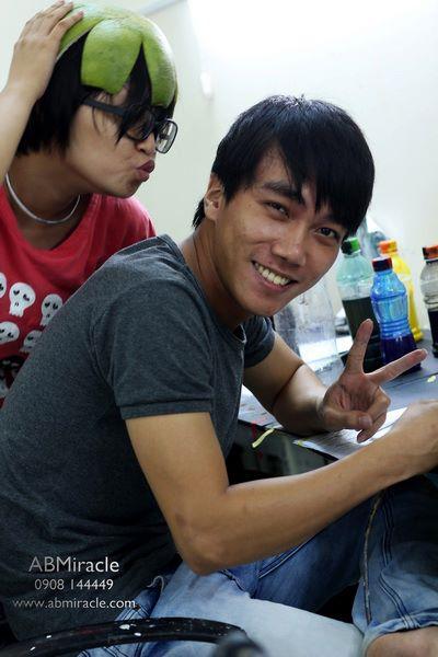 Dao tao hoc vien AirBrush ABMiracle 411B Nguyen Tri Phuong Quan 10 - 29