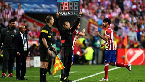 Diego Costa se khong tham du duoc World Cup 2014