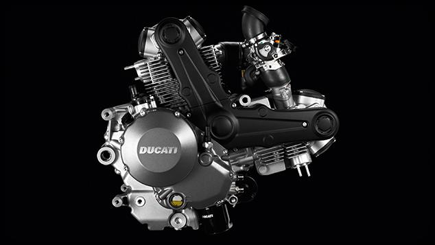 DUCATI Monster 796 ABS - 6