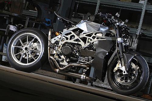 Ducati Monster 900 CNC