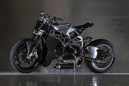 Ducati Monster 900 CNC - 5