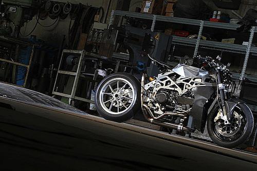 Ducati Monster 900 CNC - 6