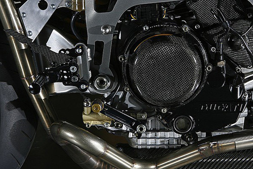 Ducati Monster 900 CNC - 11