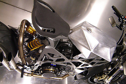 Ducati Monster 900 CNC - 12
