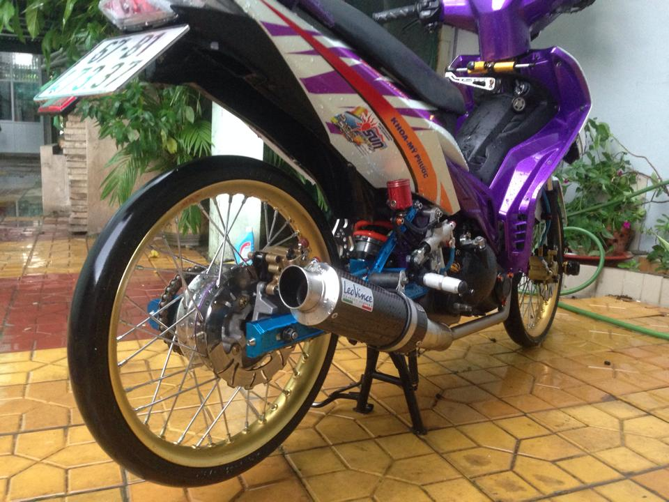 Exciter do di vo Swallow drag - 5