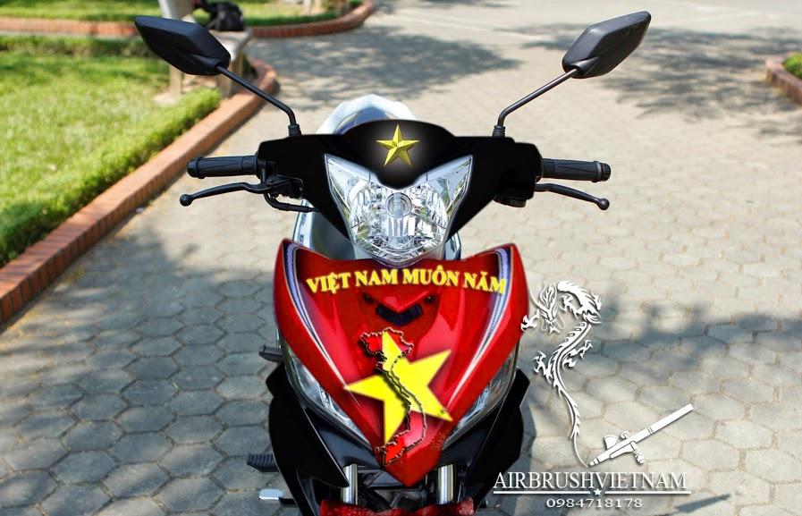 Exciter Viet Nam muon nam Hot