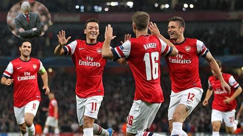 FA Cup Arsenal khat khao mang chiec Cup FA ve san Emirates sau 9 nam mon moi cho doi