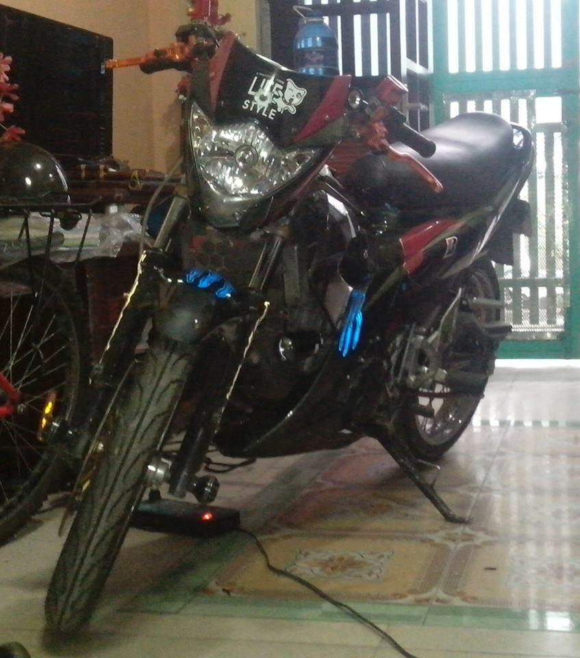 HN Ban Exciter GP Bien VIP 29P126969 di 2k do Full 150cc - 2
