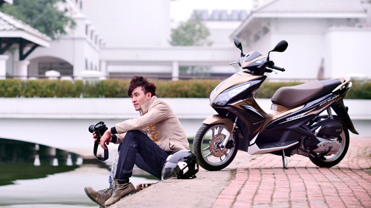 HN Can mua Honda Air Blade 2013 125cc a