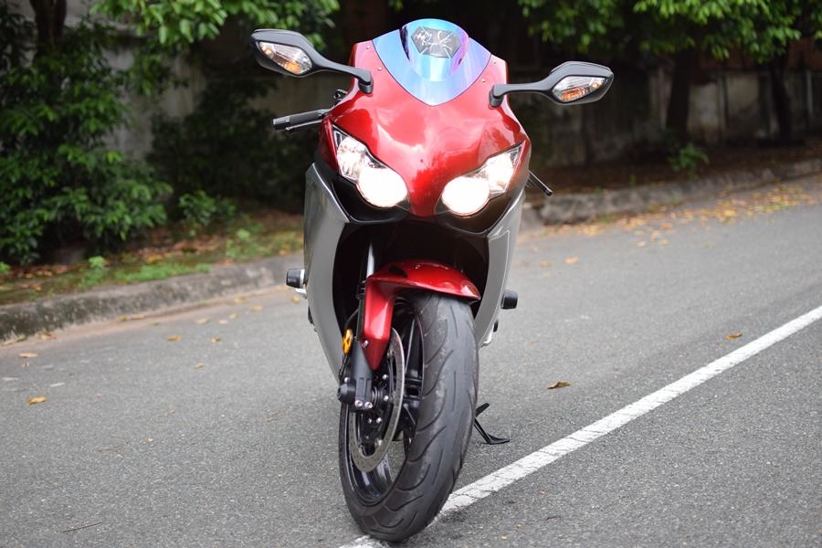 Honda CBR1000 dang ky lan dau 2012 HQCN can ban - 2