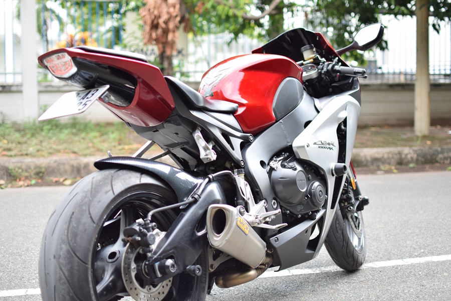 Honda CBR1000 dang ky lan dau 2012 HQCN can ban - 6