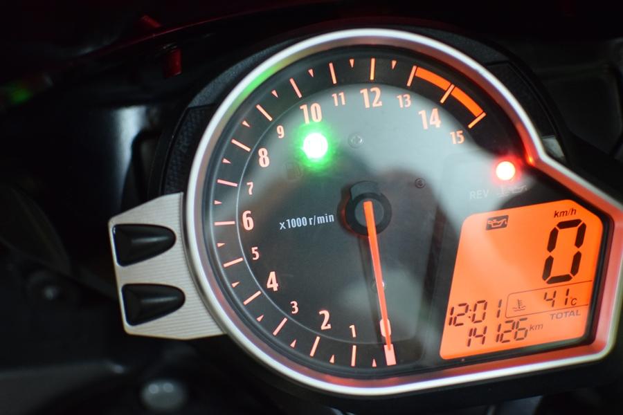 Honda CBR1000 dang ky lan dau 2012 HQCN can ban - 14