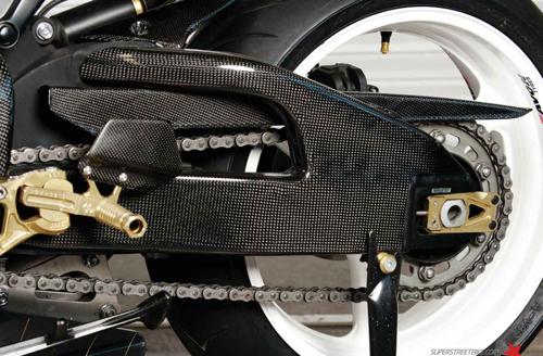 Honda CBR1000RR sieu ngau cung Valentino Rossi - 7