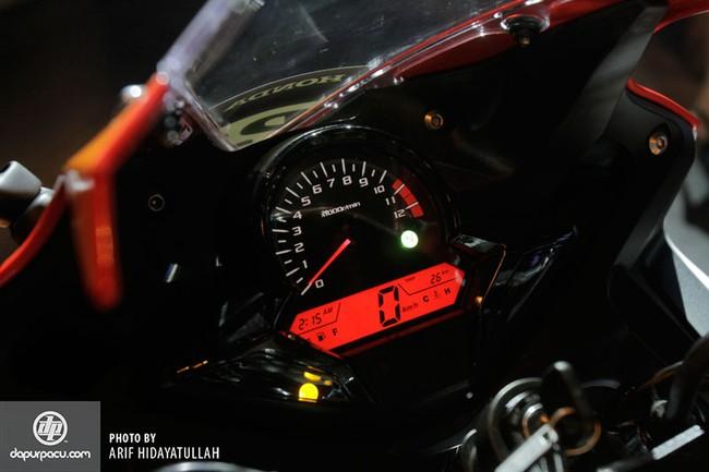 Honda CBR250R 2014 den pha doi chinh thuc trinh lang - 12