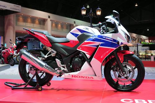 Honda CBR300R chinh thuc ra mat voi gia 115 trieu dong - 8