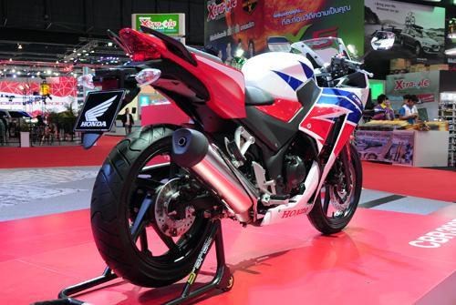 Honda CBR300R chinh thuc ra mat voi gia 115 trieu dong - 11