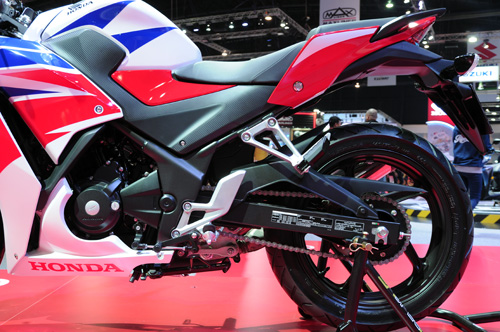 Honda CBR300R chinh thuc ra mat voi gia 115 trieu dong - 16