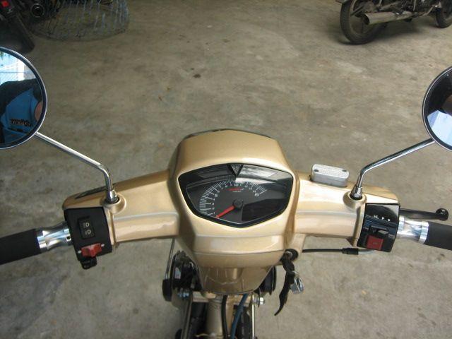 Honda Dream 4vale dinh cao - 2