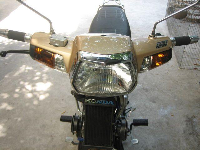 Honda Dream 4vale dinh cao - 3