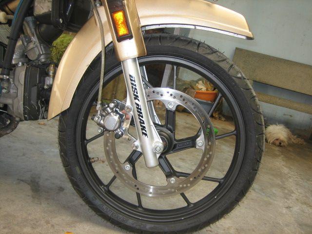 Honda Dream 4vale dinh cao - 6