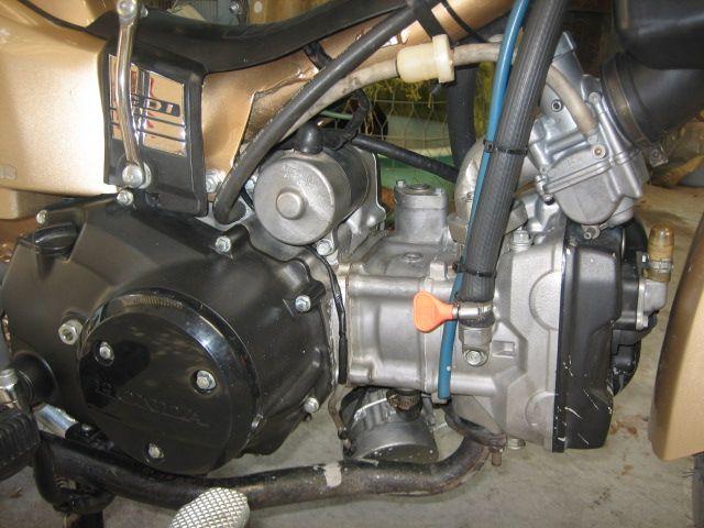 Honda Dream 4vale dinh cao - 8