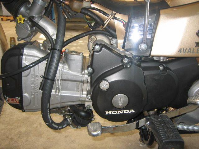 Honda Dream 4vale dinh cao - 9