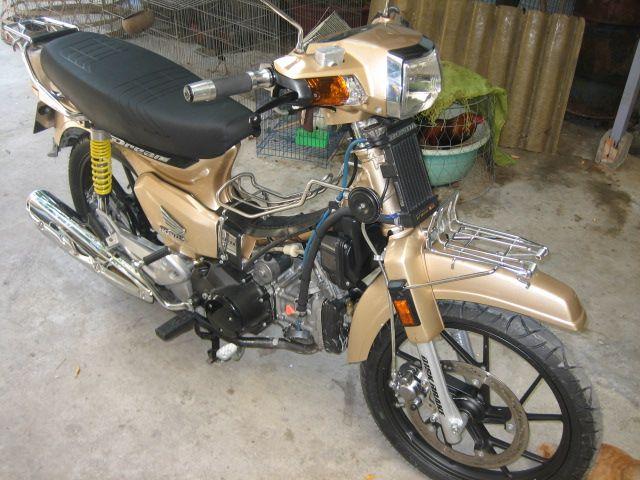 Honda Dream 4vale dinh cao - 12