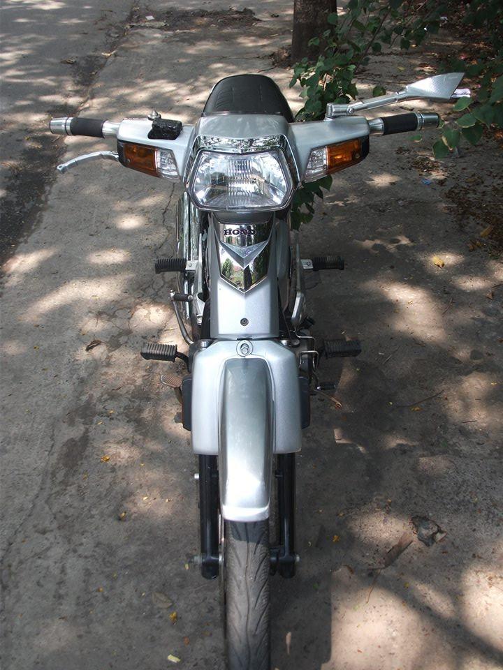 Honda Dream sieu nhan bac - 5