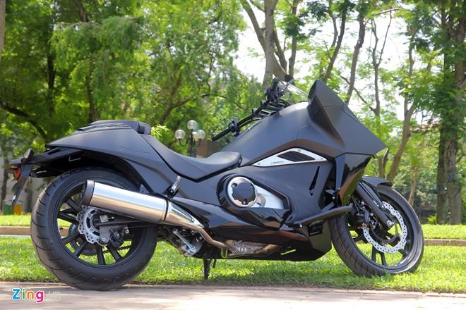 Honda NM4 sieu tay ga may bay phi thuyen da ve Viet Nam - 3