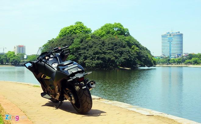 Honda NM4 sieu tay ga may bay phi thuyen da ve Viet Nam - 4